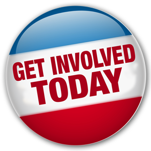 Image result for get involved button